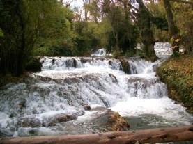 rio, monasterio de piedra